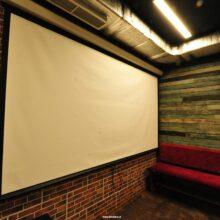 Большой экран для фильмов, презентаций, игр, трансляций 🎬🎤🎮