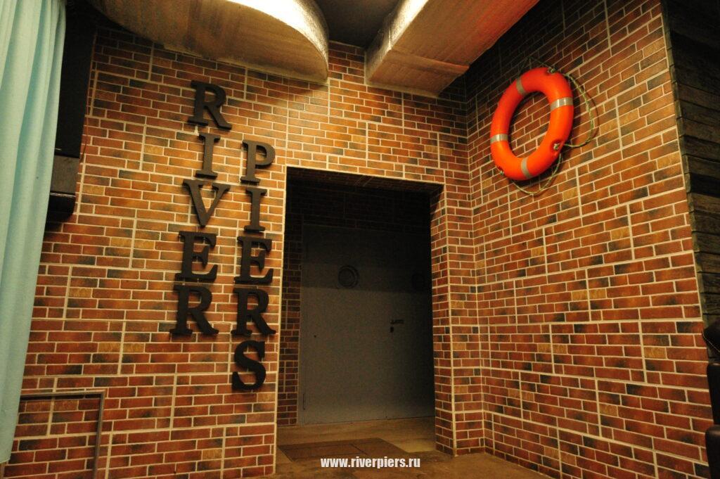 Кирпичная стена в лофте