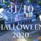Хэллоуин — празднуем на набережной. Программа праздника.